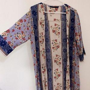 Floral Kimono | Francesca's